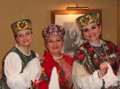 Russian Souvenir Ladies